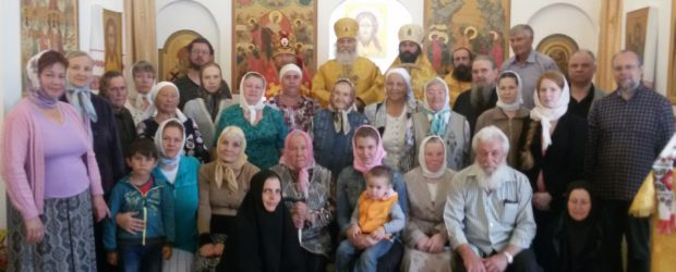 Первая совместная служба иерархов РПАЦ и РосПЦ(Д)