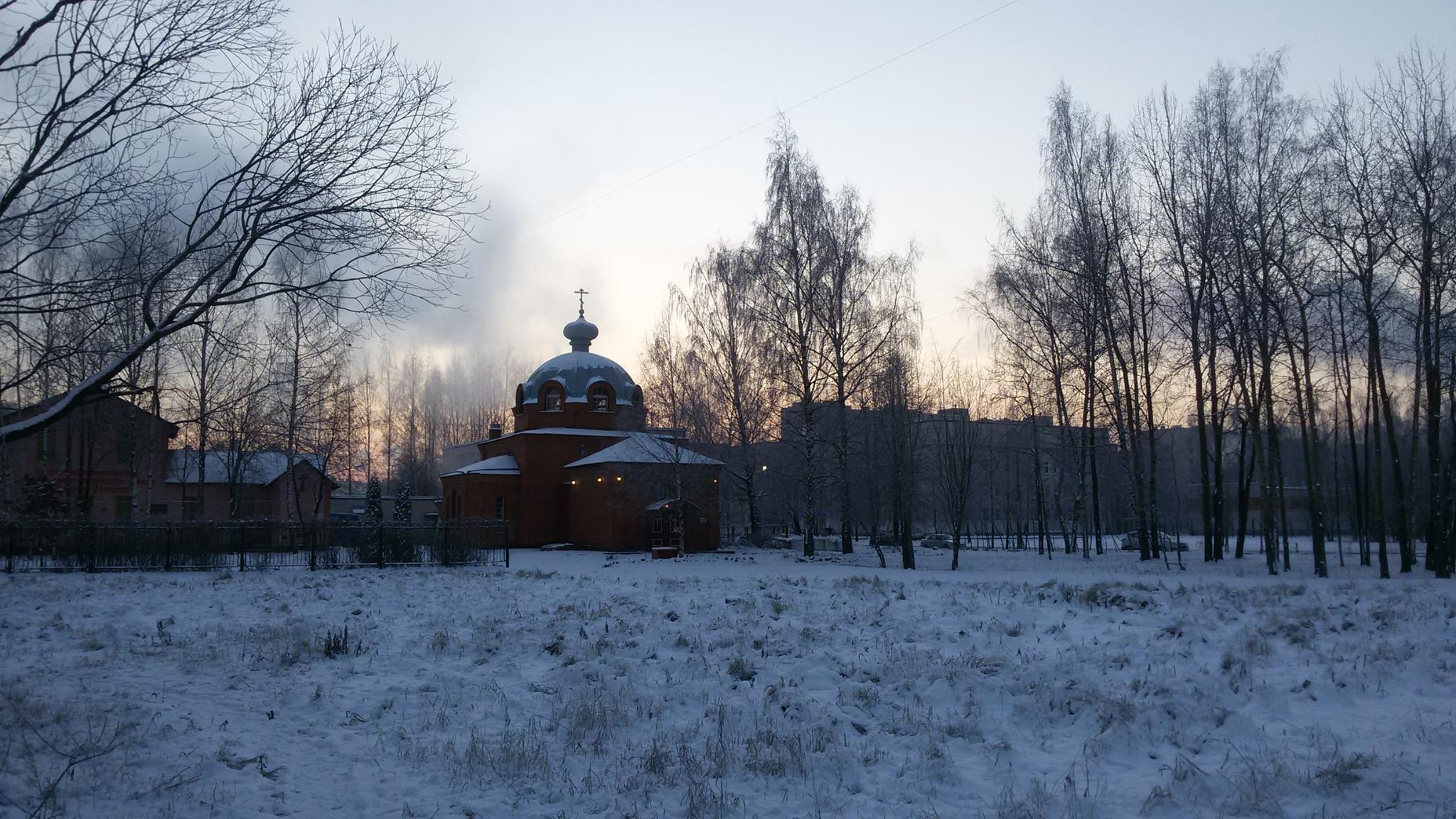 Храм святой Елисаветы