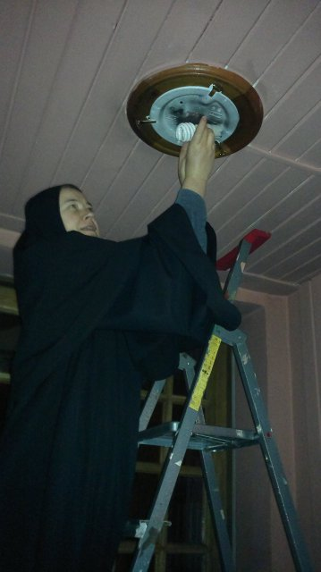 монахиня Иоанна